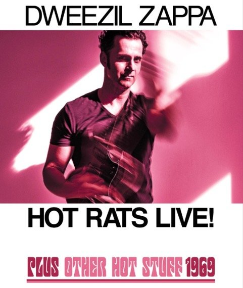 Teaser Hot Rats Live! in TivoliVredenburg 1 december 2019