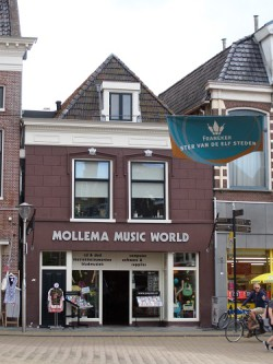 Mollema Music World te Franeker
